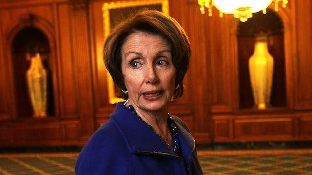 Nancy Pelosi is Sick of this Birth Control Bullshit, Too