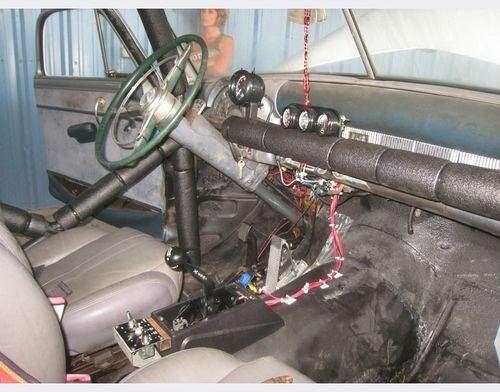 RX-7 Versus Saratoga Drag Race Challenge
