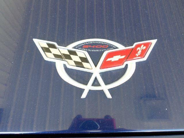 NPCP 2004 Corvette
