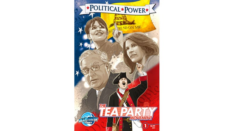 Here's That Tea Party Comic Book You Didn't Ask For