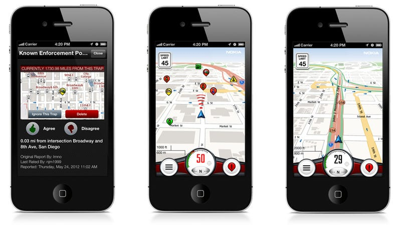 Trapster 5.0 Lets You Track The Cops In 3D