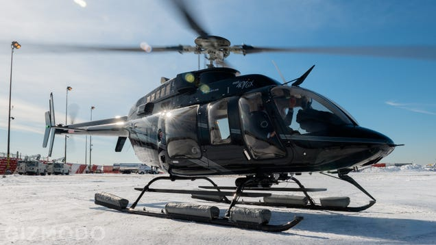 Uber for Helicopters Is Gross and Absurd and I Want to Use It Every Day