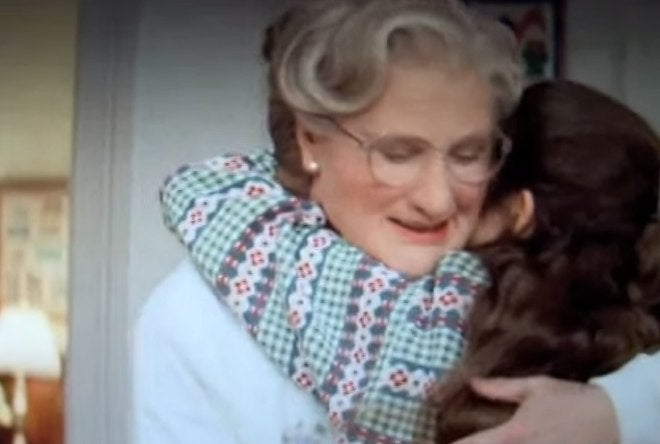 Mrs. Doubtfire Is Getting a Sequel, 20 Years Later