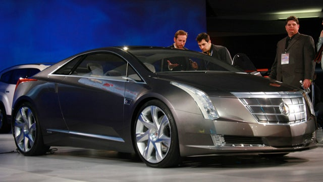Racing Around London, Cadillac Bulks Up Volt, And Introducing Neutral