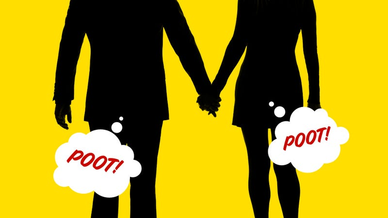 Levels of Intimacy: When to Burp, Fart & Poop in Front of Your Partner