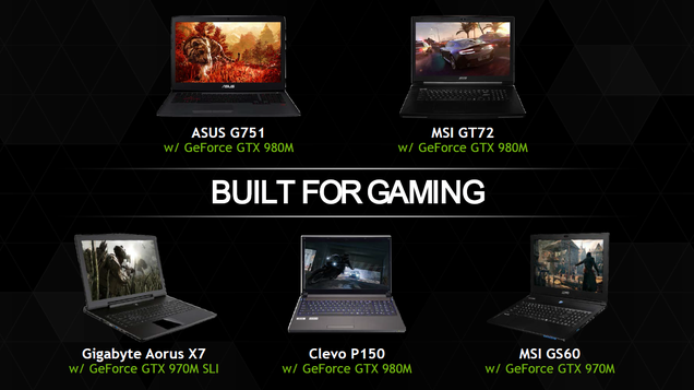 Nvidia GeForce GTX 980M: A Graphical Leap For Gaming Laptops