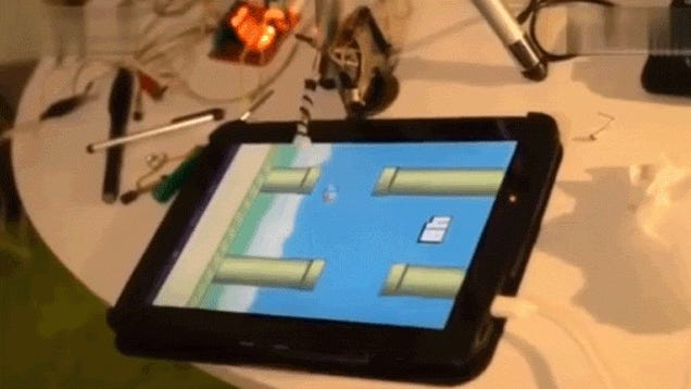 Chinese Robot Will Decimate Your Flappy Bird Score