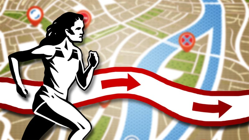 How to Craft the Perfect Running Route
