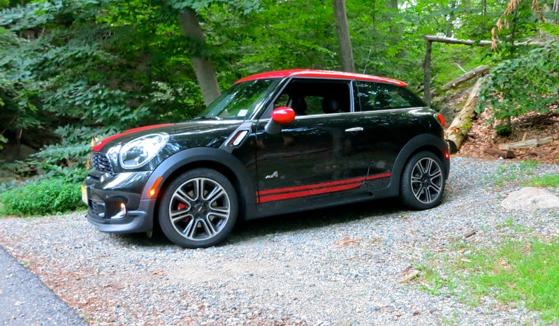 2013 Mini John Cooper Works Paceman: The Jalopnik Review