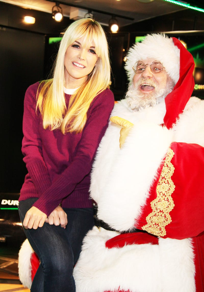 When Tinsley Mortimer Asked for ___________, Santa Laughed