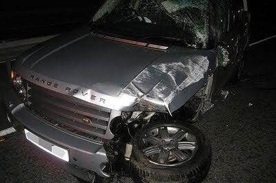 Celebrity Car Wrecks 2010: A Look Back
