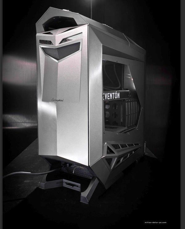 This Lamborghini Reventon PC Case Looks Very, Very Fast
