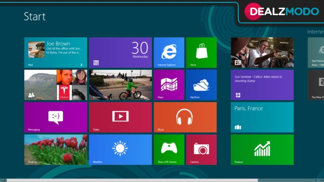 Windows 8 Pro Is Your Preorder-The-Future-Of-Computing Deal of the Day