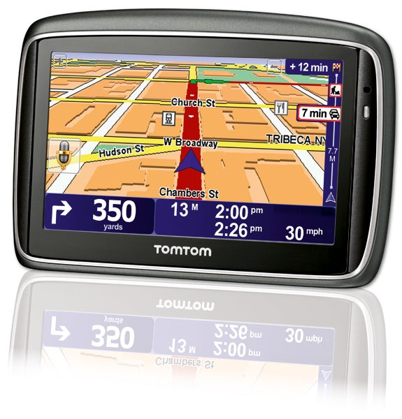 TomTom Go 740 Live: Their Connected GPS