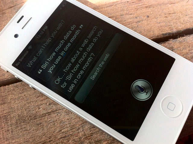 iPhone 4S Users With Limited Data Plans Need to Watch Their Siri Usage