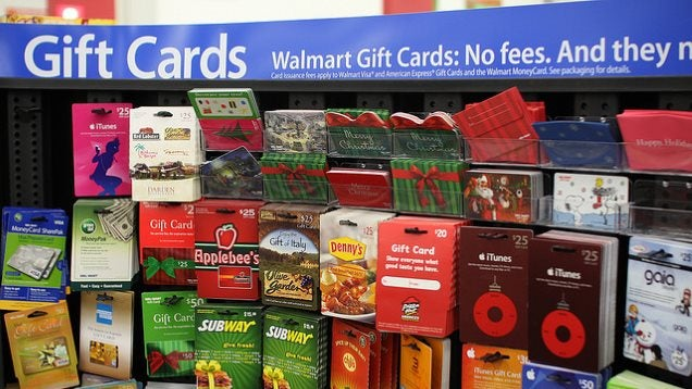 ​Use Gift Cards to Stick to Your Entertainment Budget