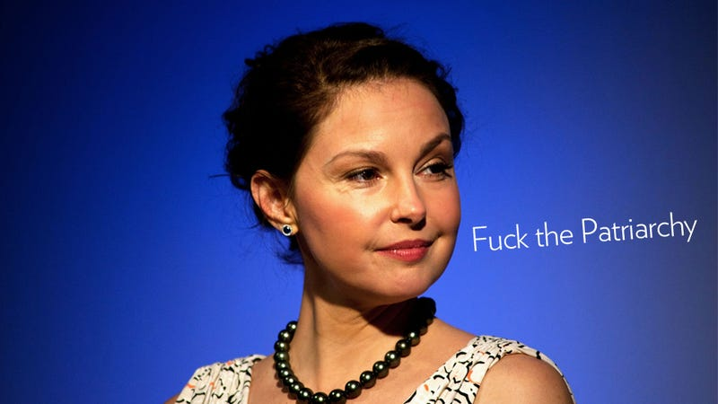 Ashley Judd Writes a Kickass Feminist Essay About Her Puffy Face