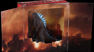 This Lovely Lil' Godzilla Rules the Toy Crop at New York Comic Con