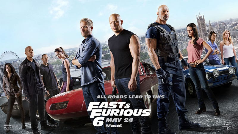 We Watched Fast and Furious 6 So You Don't Have To