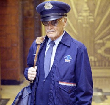 Stan Lee's Thor Cameo Revealed