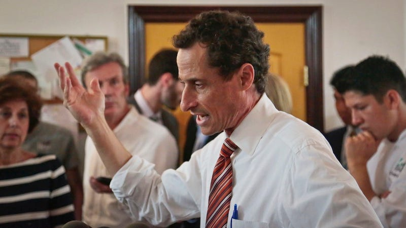Anthony Weiner Still Possibly Maybe Probably Sexting [Updated]