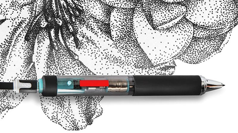 This Vibrating Pen Would Be Great for Prison Tattoos