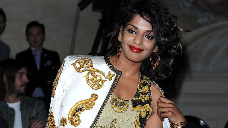Style Thief M.I.A. Claims the Grammys Stole Her Style