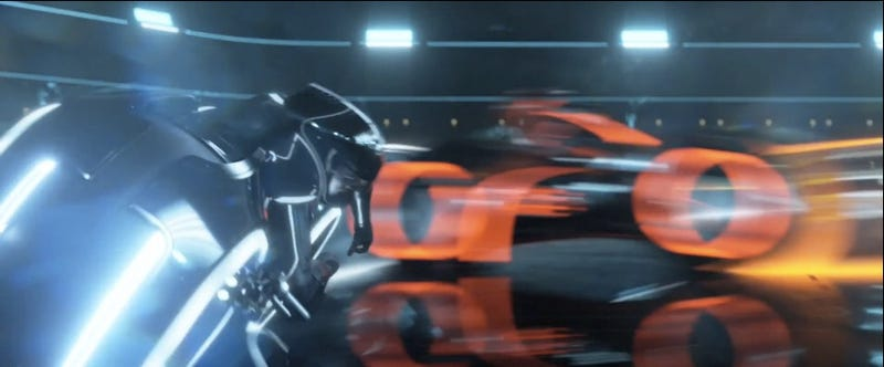 Tron Legacy Trailer #2 In Full HD Goodness