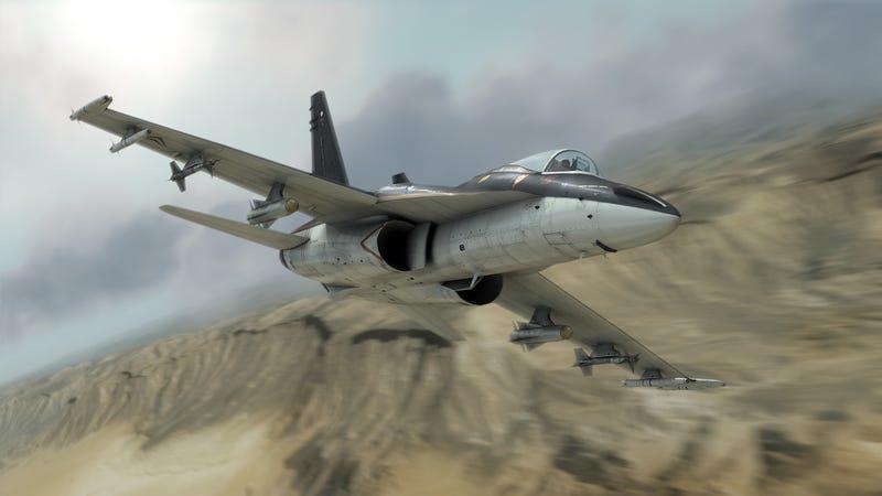 HAWX European Assault Pack Spreads Wings This Week