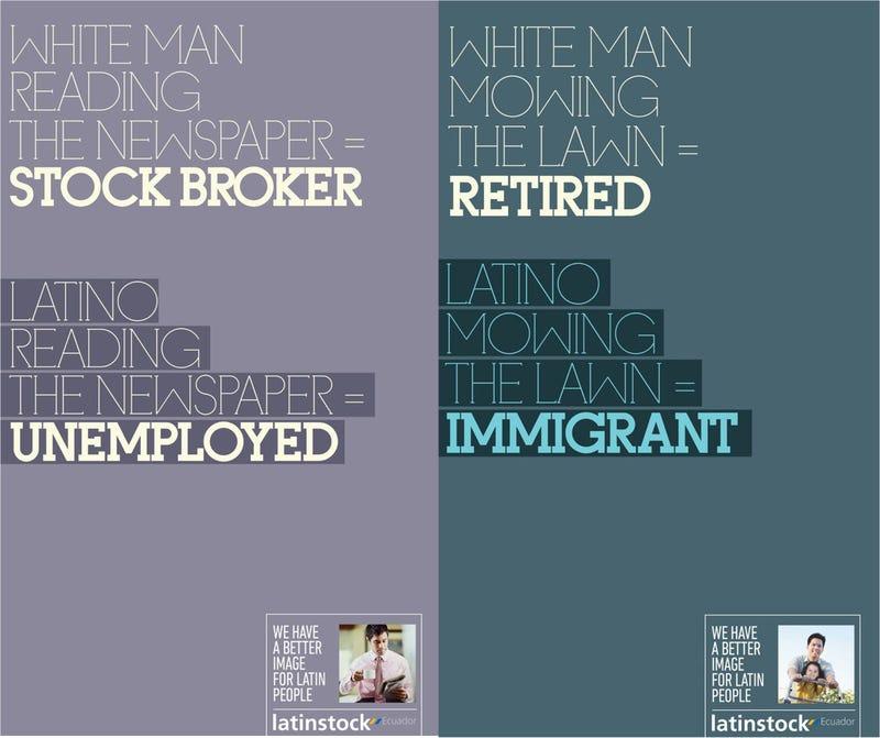 La campaña que busca destruir los estereotipos de los Latinos. En todo el mundo. Ya