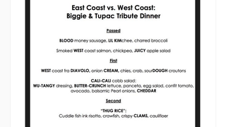 Dumb-As-Hell Hip-Hop-Themed Restaurant Menu Wasn't The Hottest Idea