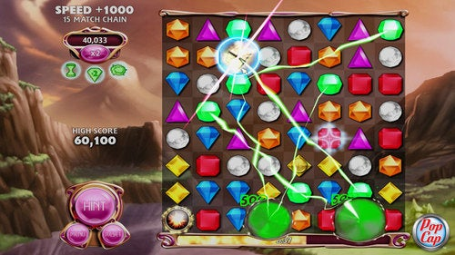 Bejeweled 3 Brings Poker, Ice Storm to Addictive Matching Game This December
