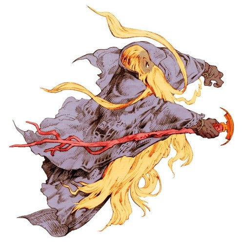 The Fantastic Character Art of Akihiko Yoshida