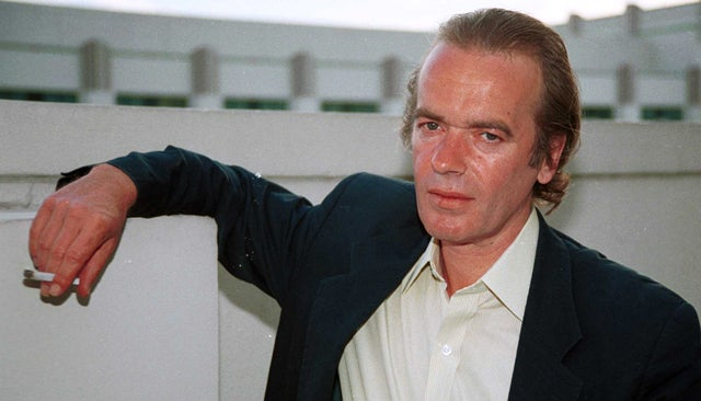 Martin Amis: British Royals are 'Philistines'