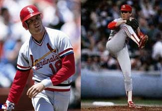 The 1986 Cardinals Are In The World Series!