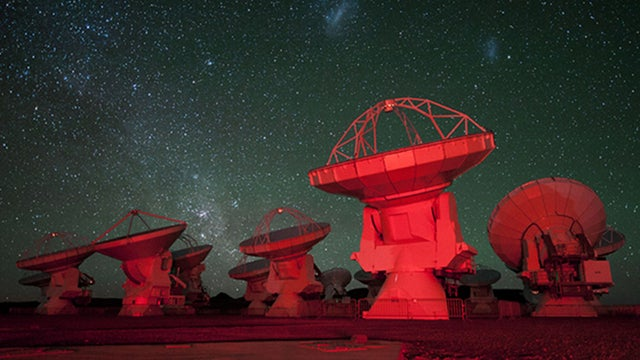 The World's Largest Telescope Array Is Now Peering Into the Sky