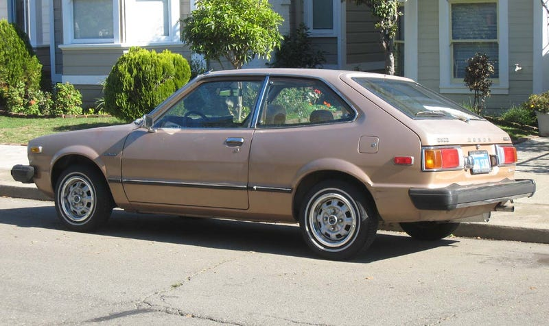 1977 Honda Accord