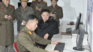 This North Korean Guy Has the Worst Job Ever—and He's Probably Dead Now