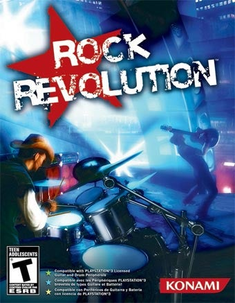 Harmonix Sues Konami Over Rock Revolution