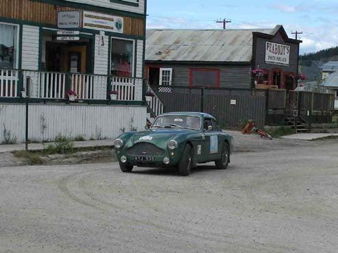 Forget The British Car Jokes: Panama To Alaska In An Aston Martin!