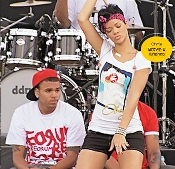 Rihanna Allegedly Back With Swingin' Chris Brown