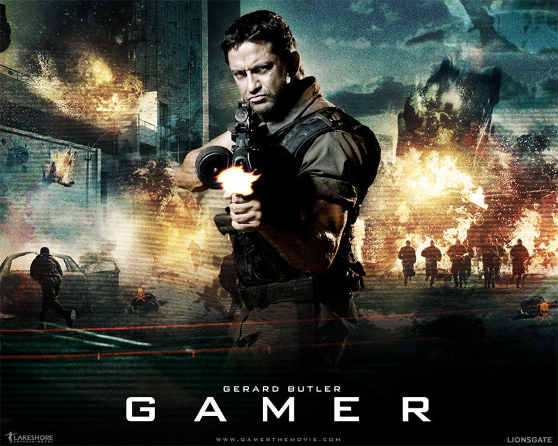 Movie Frankenreview: Gamer