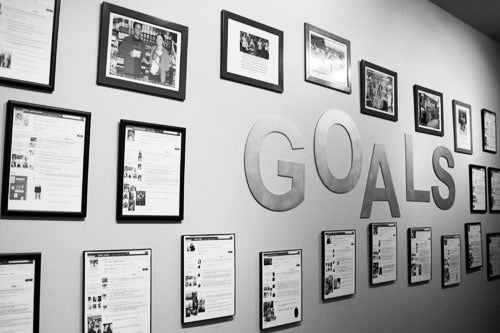 Five Best Goal-Tracking Tools