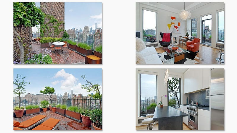 Jennifer Aniston's Lonely New York Palace in the Sky