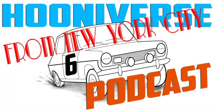 Hooniverse Podcast: WE'RE ON A BOAT... at the New York Auto Show