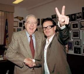 If Bono Can Give Jesse Helms A Chance, Can't We?