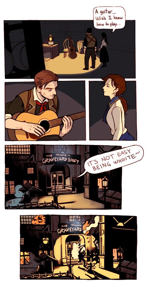 Arrested Development Gags Make BioShock Infinite Hilarious