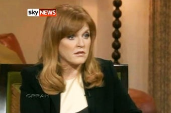 Duchess of York on Trying to Sell the Duke: 'I've Been Drinking'