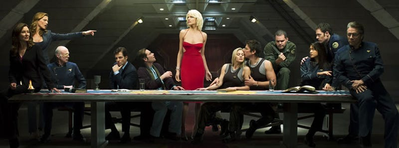 Our Favorite BSG Fan Theories