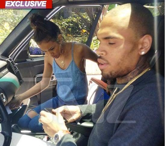 For Christ's Sake, Chris Brown